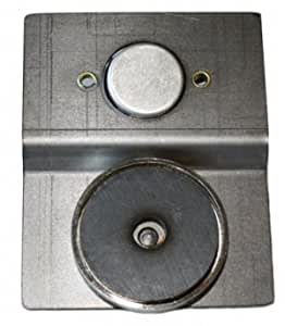 120°F Limit-Style Snap-Disc Temperature Switch on Magnetic Bracket