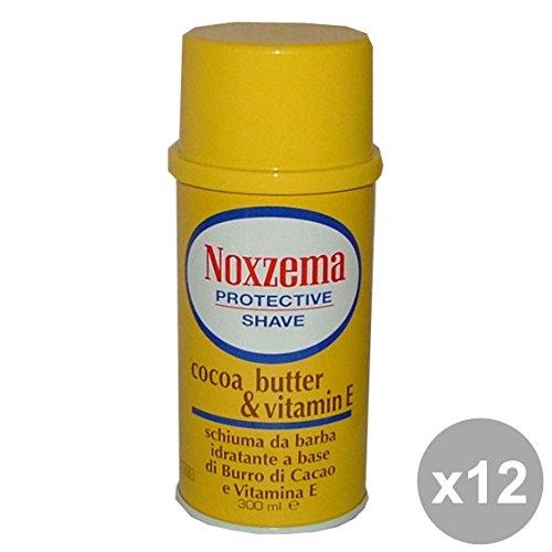 set-12-noxzema-schbarba-gialla-burro-di-cacao-300-ml-profumi