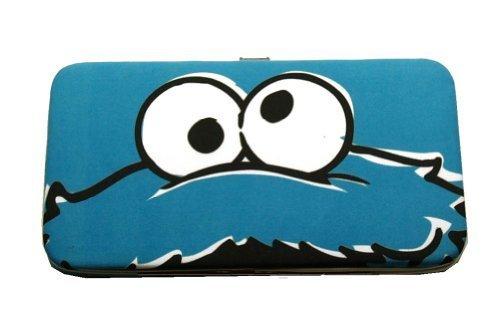 Sesame Street Cookie Monster Ladies Wallet