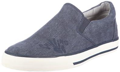 s.Oliver Casual 5-5-54215-28, Jungen Sneaker, Blau (Denim 802), EU 38