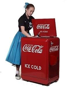 Coca-Cola Machine-Ice Model