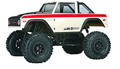 HPI Racing 113225 Crawler King RTR with 1973 Ford Bronco Body Vehicle