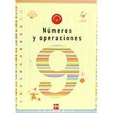 Cuaderno 9 de números y operaciones. 3 Primaria