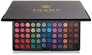 SHANY Makeup Artists Must Have Pro Eyeshadow Palette, 96 Color