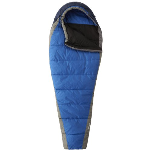 Mountain Hardwear Pinole 20 Sleeping Bag Blue Ridge Long / Left Zip