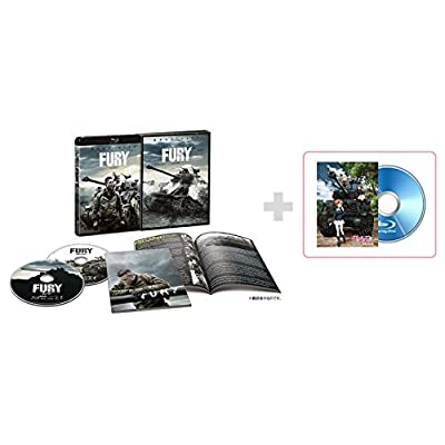 ��Amazon.co.jp�����FURY / �ե塼� �ץ�ߥ��ࡦ���ǥ������ʽ����������ˡʥ����륺���ѥ�ĥ��� ��ŵ�֥롼�쥤�ǥ������ա� [Blu-ray]