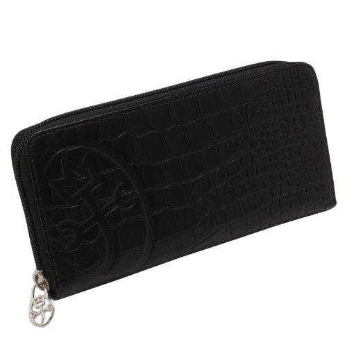 [カステルバジャック] CASTELBAJAC ラウンドファスナー長財布(スパーク)063606 (クロ-b)