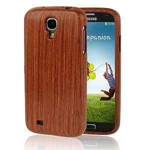 Bubinga Wood Material Case for Samsung Galaxy S4 i9500