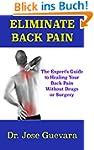 Eliminate Back Pain: The Expert's Gui...