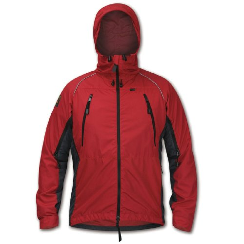 Páramo Fuera Ascent Jacket Chilli Pepper/ Dark Grey XX-Large