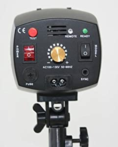 Neewer 180 Watt Professional Photography Studio Strobe/Flash