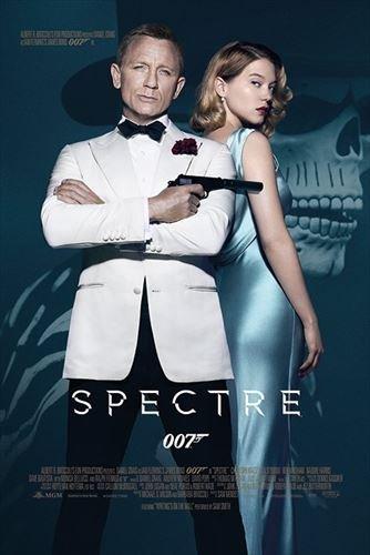 『007 スペクター』 ポスター JAMES BOND (SPECTRE ONE SHEET) ジェームズ・ボンド