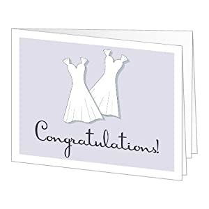 Amazon Gift Card - Print - Wedding (Two Dresses)
