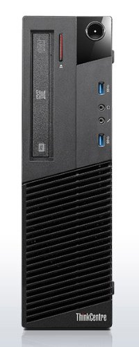 Lenovo Thinkcentre M93P 10A9000Sus Desktop (3.40 Ghz Intel Core I5-4670 Processor, 4Gb Ddr3, 500Gb Hdd, Windows 7 Professional) Black