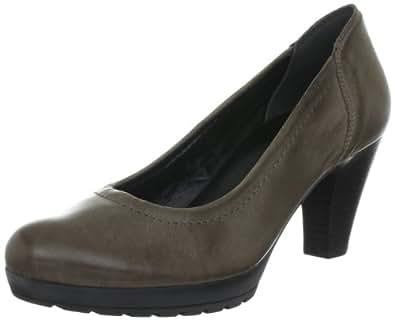 Högl shoe fashion GmbH 4-105700-69000, Damen Klassische Pumps, Grau (smoke 6900), EU 41 (UK 7) (US 7)