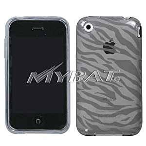 MoreThing Apple iPhone 3G Metallic Slim Fit Case & Mirror Screen Protection - Royal Blue