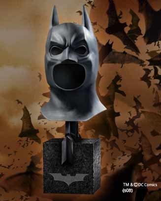 Batman Begins Miniature Cowl Replica (Batman Replica Cowl compare prices)
