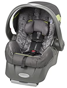 Evenflo Embrace 35 Infant Car Seat, Breakout