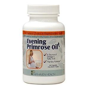 evening primrose oil ovulation