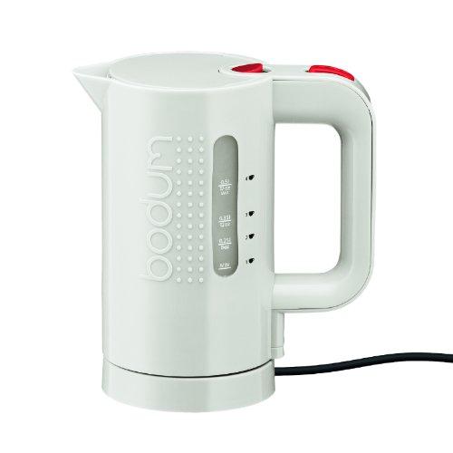 Bodum Wasserkocher BISTRO 2012 0.5L cremefarben