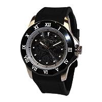 [エド・ハーディー]Ed Hardy 腕時計 クォーツ RM-BK 【正規輸入品】