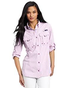 Columbia Ladies Super Bahama Long Sleeve Shirt by Columbia