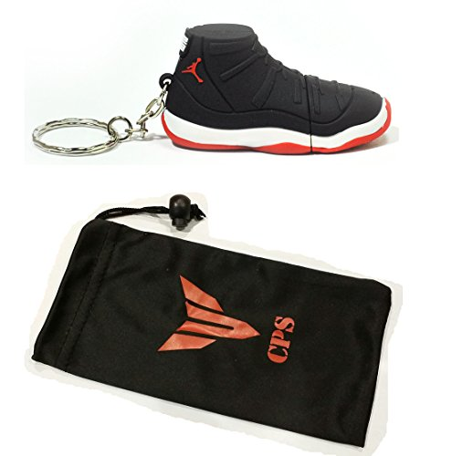 One Stop Discount Shop® - Air Jordan 11 Retro Bred USB Flash Drive 16GB