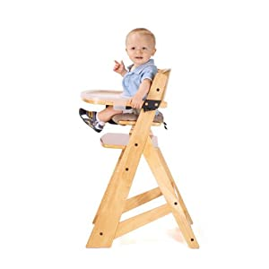 Keekaroo Height Right High Chair with Tray by Keekaroo