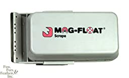 Gulfstream Tropical AGU00400 Mag-Float Glass with Scraper, Large