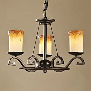 New chandelier 3 light american style classic iron for American classic lighting