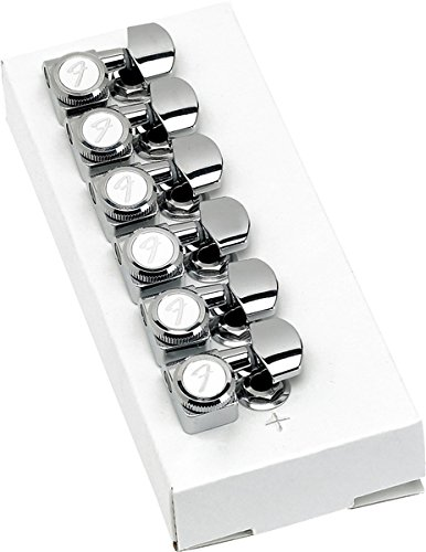 Fender Locking Tuners Chrome (Tuners Fender compare prices)
