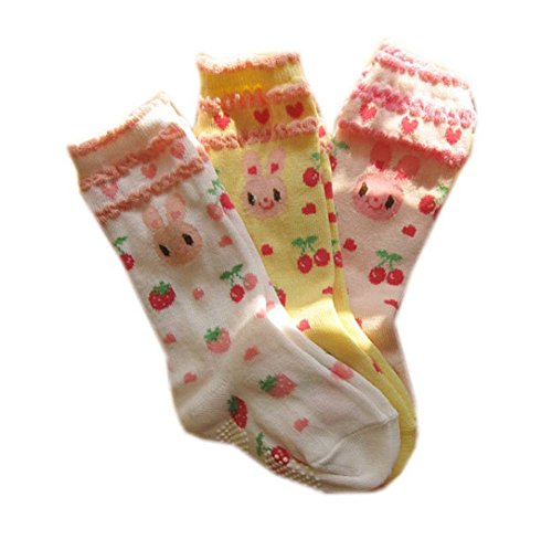 Toddler Girls Knee High Socks