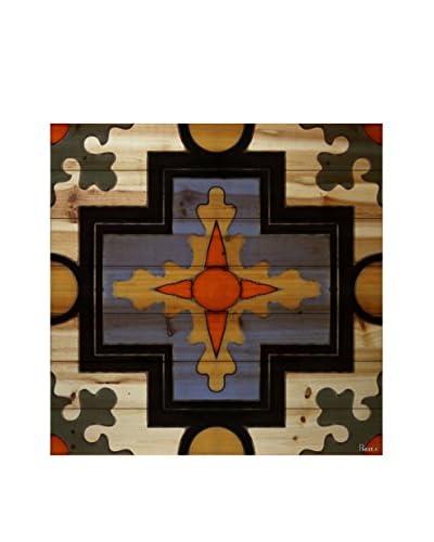 Parvez Taj Baroque Wood Wall Art