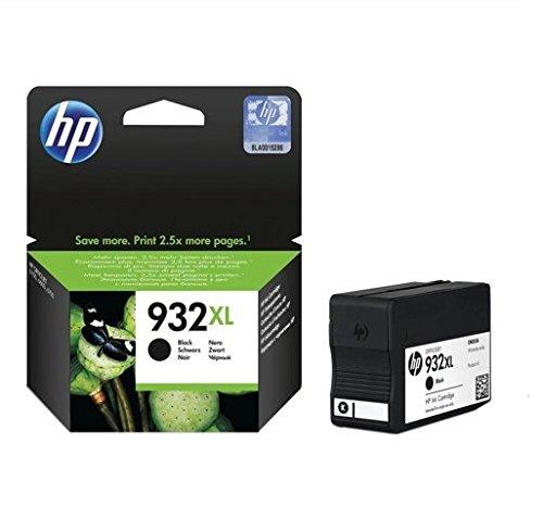 HP 932XL Cartouche d'encre d'origine Noir