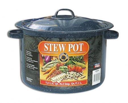 Granite Ware 6160-2 7.5-Quart Stew Pot