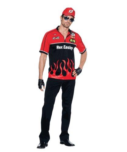 [Mens X-Large (44-46) Rex Easley Costume] (Mens Bedroom Costumes)