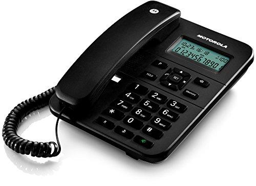 MOTOROLA-CT202-TELEFONO-CFILO-NERO