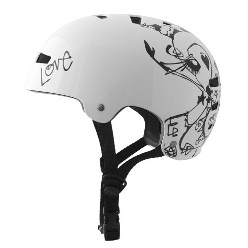 TSG 12 Women Evolution Art Series Helmet,Asteria,XXS/XS