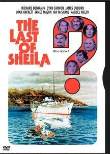 Cover art for  The Last of Sheila