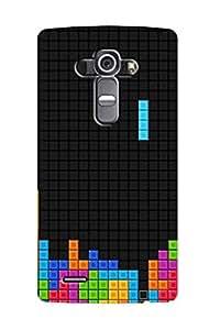 ZAPCASE PRINTED BACK COVER FOR LG G4 - Multicolor