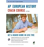 img - for AP European History Crash Course (Crash Course (Research & Education Assn)) (Paperback) - Common book / textbook / text book