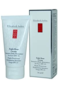 ELIZABETH ARDEN by Elizabeth Arden Eight Hour Cream Intensive Daily Moisturizer For Face SPF15 PA++ --/1.7OZ - Day Care