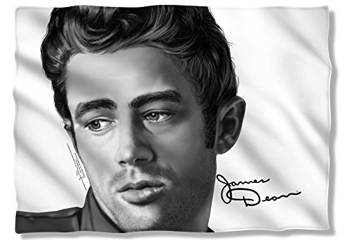 James Dean Stare Pillow Case DEA484PLO