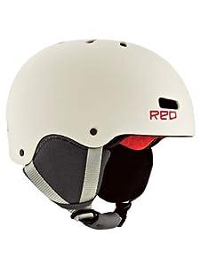 Red Trace Grom Kids Ski Helmet - Bonzai - Medium