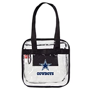 Amazon.com : NFL Baltimore Ravens Clear Ultimate Carryall Bag : Sports