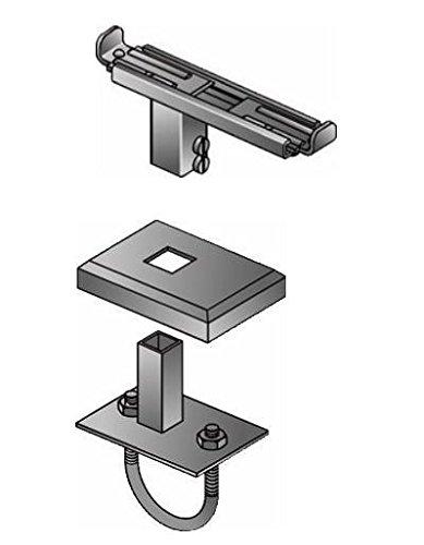Buderus-Halterung-Fensterbanktrger-Klemmfix-Typ-2001-Guss-und-Rhrenradiatoren-Typ-T10-150-250-mm