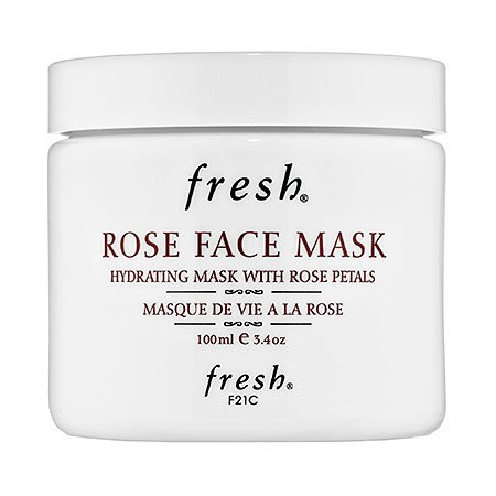 Fresh Rose Face Mask 3.3 oz