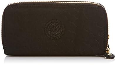 Kipling Women's Uzario Wallet K15027C21 Black Animal