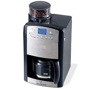 BEEM Germany  D2000.604 Fresh-Aroma-Perfect, Kaffeemaschine mit Mahlwerk