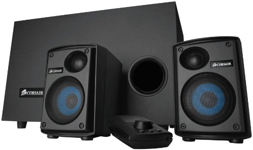 Corsair Gaming Audio Series SP2500 2.1 Speaker System